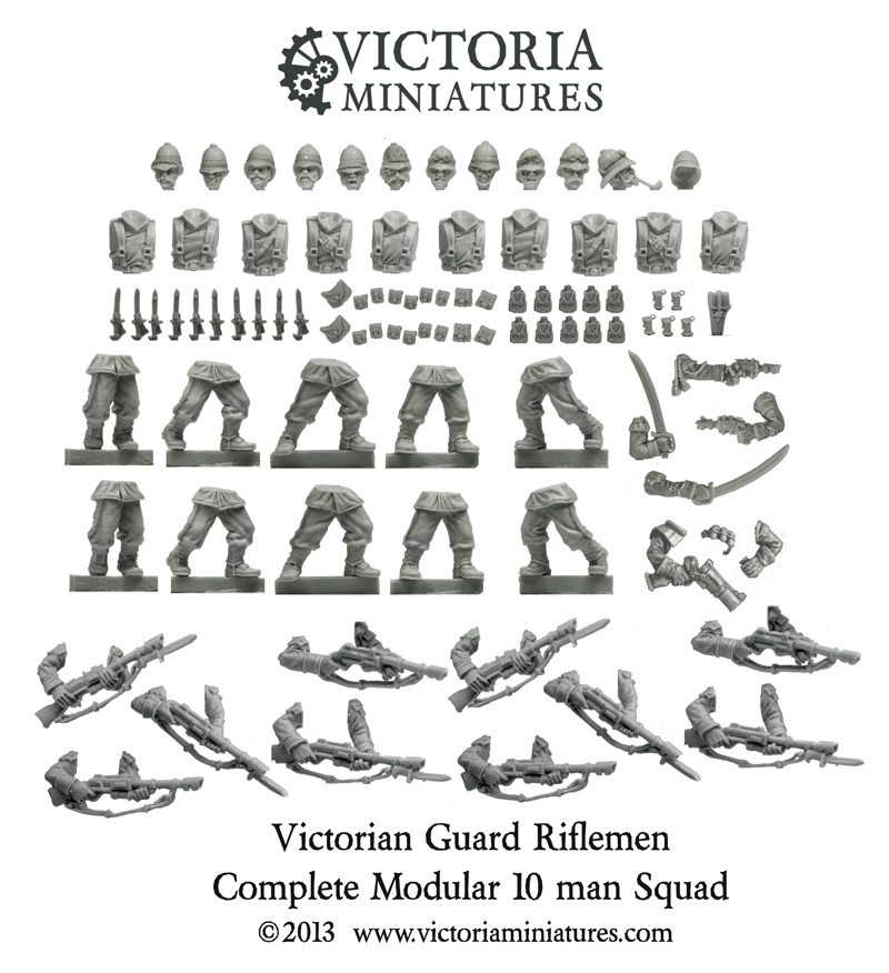 victorian-guard-squad-resin