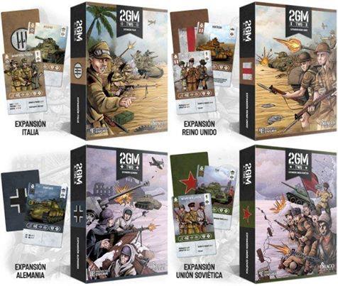 2gm tactic cajas expansion