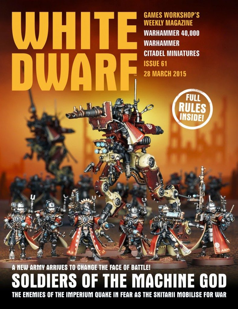 White Dwarf - Issue 61 - Games Workshop