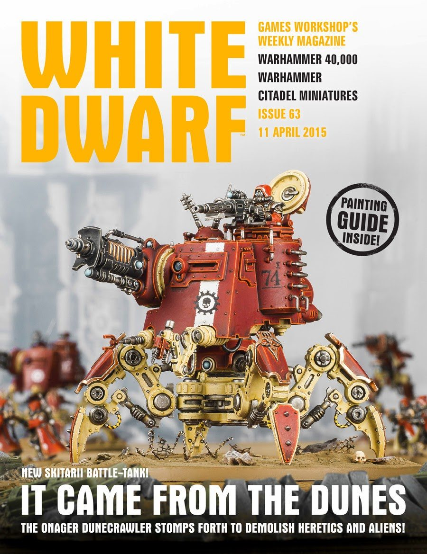 White Dwarf - Issue 63 - Games Workshop