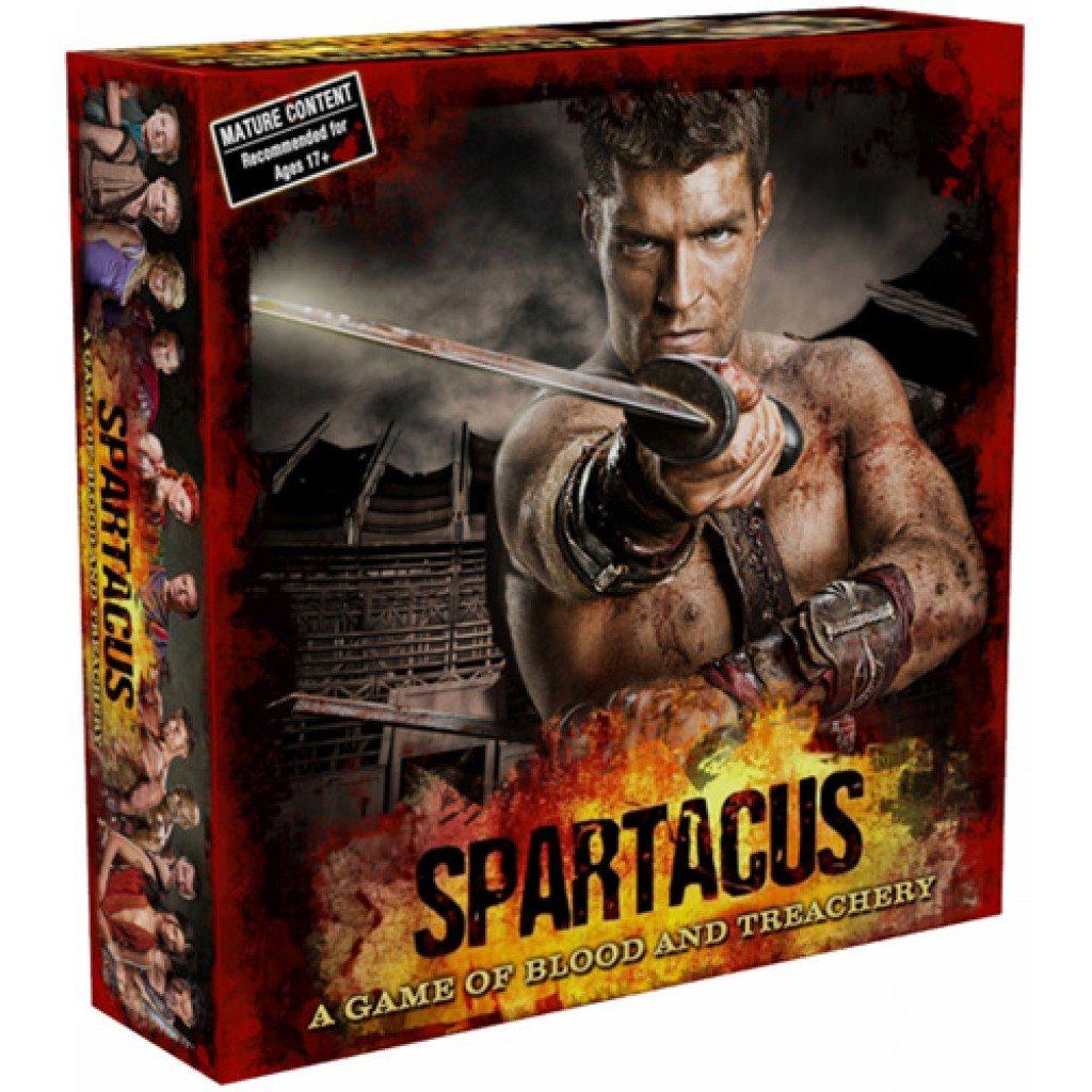 Juego De Spartacus