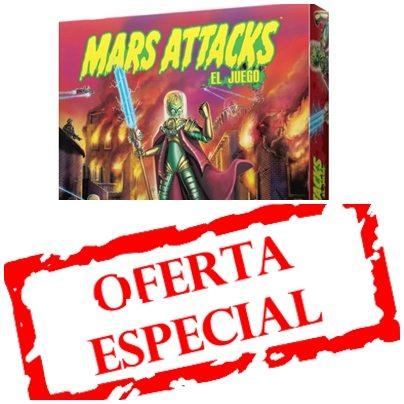 mars attacks oferta