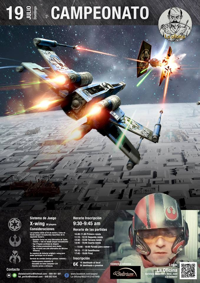 campeonato x-wing