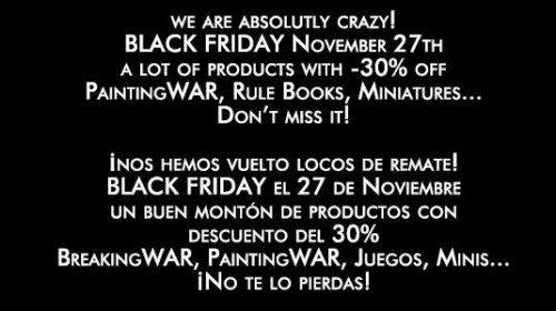 black breaking