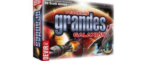 pequeñas grandes galaxias