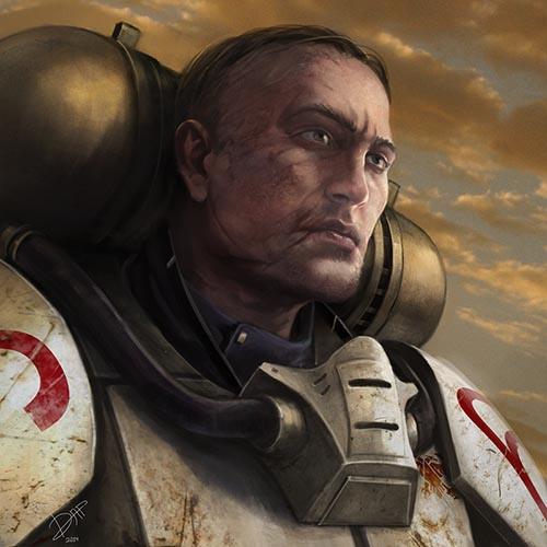 guardia imperial Odon