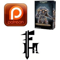patreon fanhammer logo icono