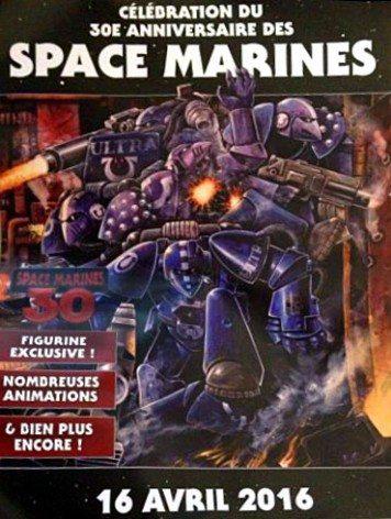 space marines aniversario