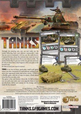 Tanks Nuevo Juego De Tanques De La Segunda Guerra Mundial Fanhammer