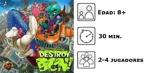 Destroy BCN 2