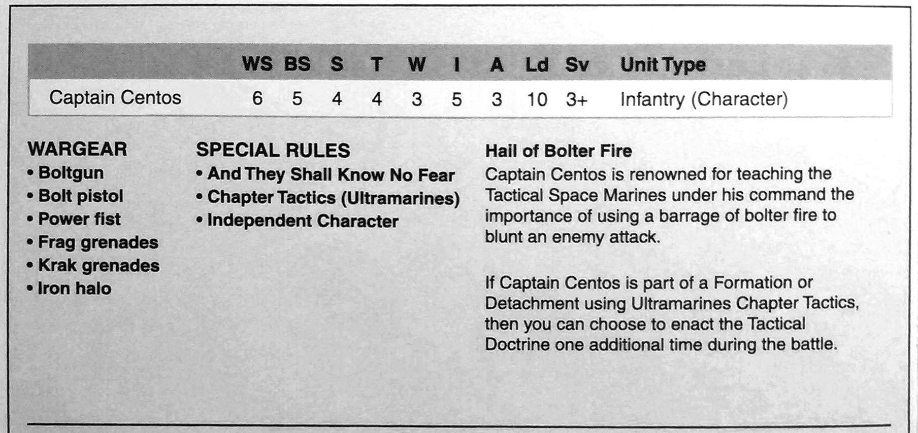 reglas centos2