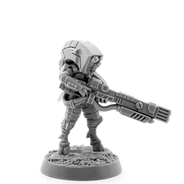 Avance Miniaturil - Tau y Gretching desde Wargame Exclusive y