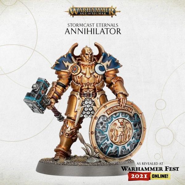 Nuevas miniaturas reveladas para Age of Sigmar en Warhammer Fest - Fanhammer